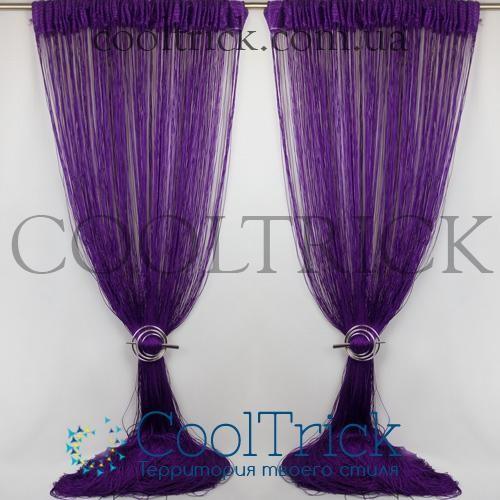 Однотонные №212 Тёмно Фиолетовый